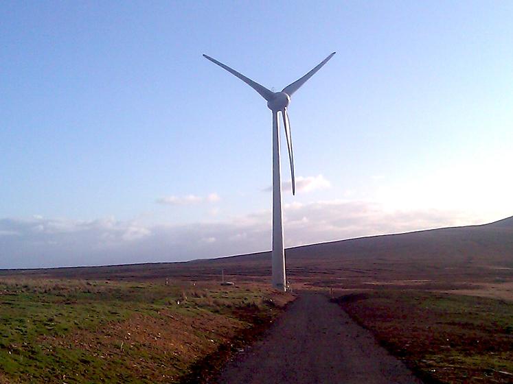 Binga Fea Wind Farm 2