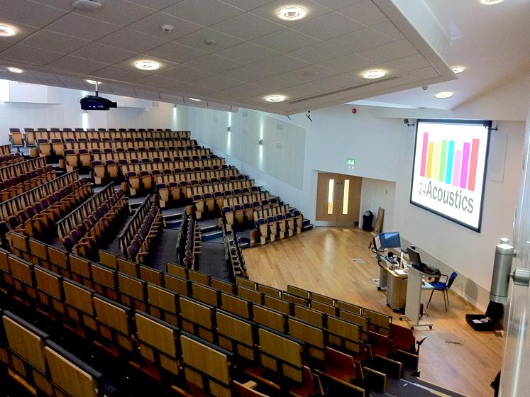 Kimmeridge Lecture Theatre Bournemouth University 24